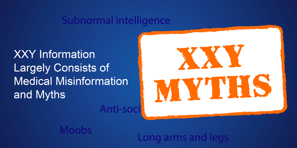 XXY Medical Myths